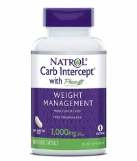 NATROL White Kidney Bean Carb Intercept / 60 caps