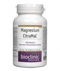 Bioclinic Naturals Magnesium CitraMal 150mg. / 90 Vcaps.
