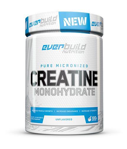 EVERBUILD Creatine Monohydrate 0.500
