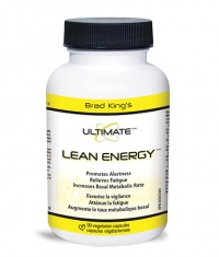 Brad King's Ultimate Lean Energy / 90 Vcaps.