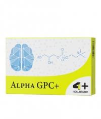 4+ NUTRITION Alpha GPC + / 30 Caps