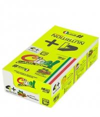 4+ NUTRITION CIAO BAR+ / 18x50g.