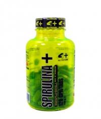 4+ NUTRITION SPIRULINA+ 2600mg. / 120 Tabs.