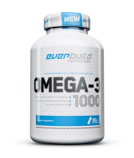 EVERBUILD Omega-3 / 90 Soft.