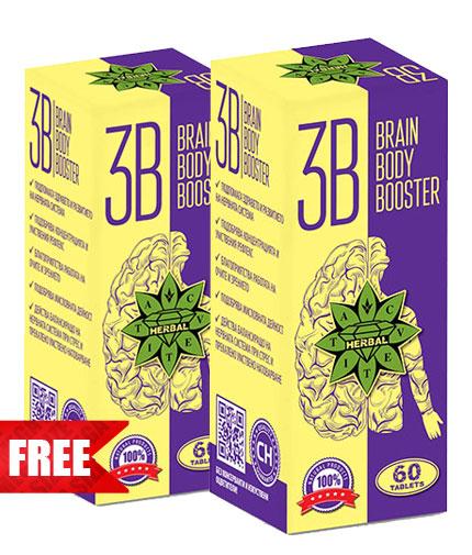 PROMO STACK CVETITA Brain Body Booster 1+1 FREE