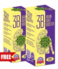 PROMO STACK CVETITA Brain Body Booster 1+1 FREE