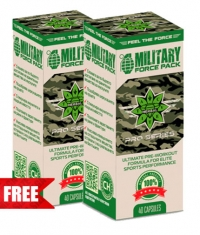 PROMO STACK BFXMAS Military Force Pack 1+1 FREE