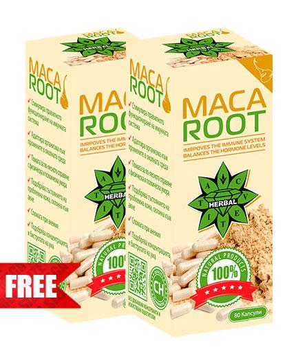 PROMO STACK CVETITA Maca Root 1+1 FREE