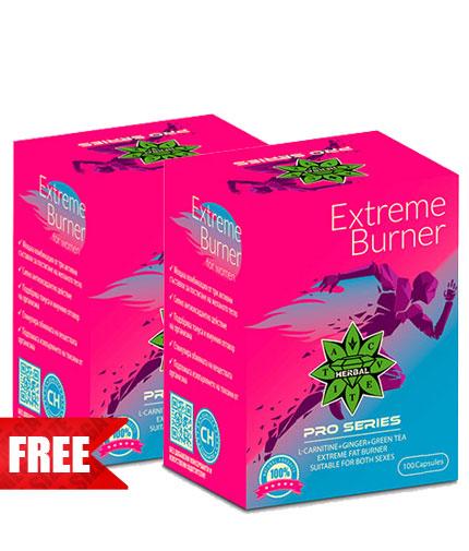 PROMO STACK CVETITA Extreme Burner 1+1 FREE