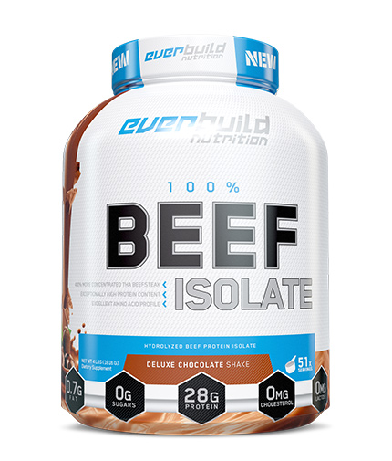 EVERBUILD Ultra Premium 100% Beef Isolate 1.816