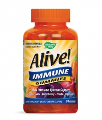 NATURES WAY Alive Immune Premium Gummies / 90 Gummies
