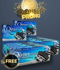 QUEST NUTRITION Tasty Quest 1+1 FREE