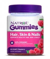 NATROL Gummies Hair, Skin & Nails / 90 Gummies