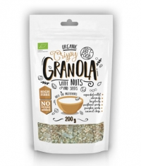 DIET FOOD Granola with Nuts & Seeds