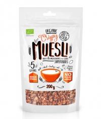 DIET FOOD Muesli with Superfoods