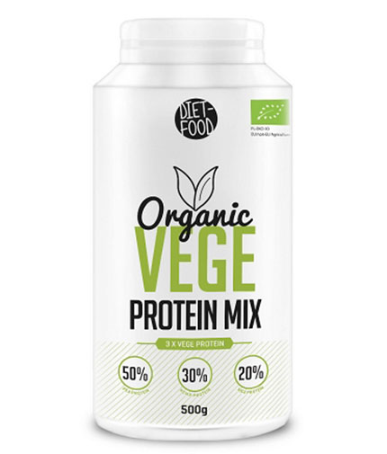 DIET FOOD Organic Vege Protein Mix
