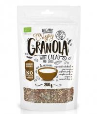 DIET FOOD Granola with Cacao