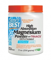 DOCTOR'S BEST High Absorption Magnesium Powder