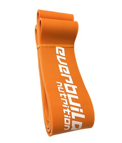 EVERBUILD Latex Resistance Band / Orange (175-230LB / 79-104KG.)