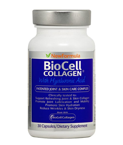 NEW FORMULA Biocell Collagen 500mg. / 30 Caps.