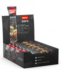 PROZIS Zero Milk Chocolate with Almonds / 24x27g.