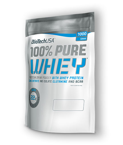 BIOTECH USA 100% Pure Whey 1.000