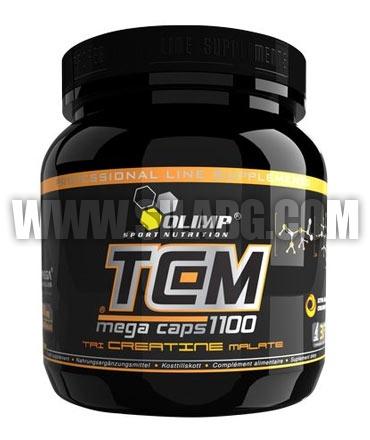 OLIMP Tri-Creatine Malate 1100 mg. / 400 Caps.