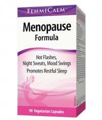 WEBBER NATURALS FemmeCalm™ Menopause Formula / 90Vcaps.