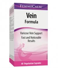 WEBBER NATURALS FemmeCalm™ Vein Formula / 60Vcaps