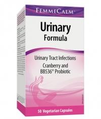 WEBBER NATURALS FemmeCalm™ Urinary Formula / 50Vcaps.