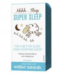 WEBBER NATURALS Super Sleep / 30C***ets.