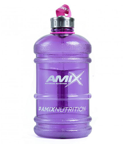 AMIX Water Bottle 2.2 Liter / Purple