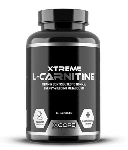 XCORE Xtreme L-Carnitine / 60 Caps.