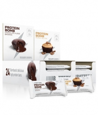 BATTERY Protein Bomb / 24x60g.