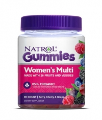 NATROL Women`s Multi Gummies / 90 Gummies