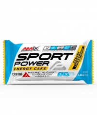 AMIX Sport Power Energy Cake / 45g.