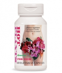 ENZYMATIC THERAPY Hot Plants® For Her 475mg. / 60 Vcaps.