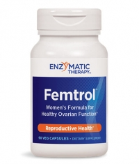 ENZYMATIC THERAPY Femtrol 438mg. / 90 Vcaps.