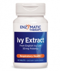 ENZYMATIC THERAPY Ivy Extract 50mg. / 90 Tabs.