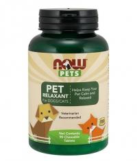 NOW PETS Pet Relaxant / 90 Chew.