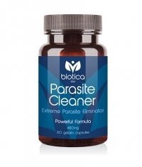 BIOTICA Parasite Cleaner 400mg / 60Caps.