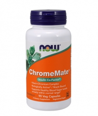 NOW ChromeMate 200mcg / 90Vcaps.