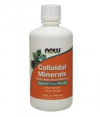 NOW Colloidal Minerals Liquid 946ml