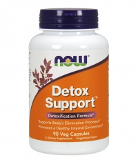 NOW Detox Support / 90Vcaps.