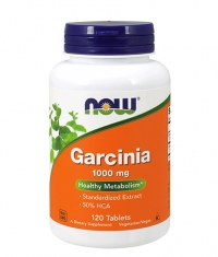 NOW Garcinia 1000mg / 120Tabs.