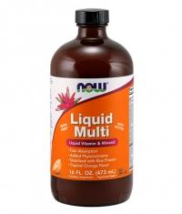 NOW Multi Liquid 473ml.