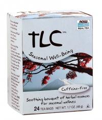 NOW TLC Tea / 24 Tea Bags.