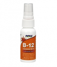 NOW Vitamin B-12 Liposomal Spray