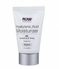 NOW Hyaluronic Acid Moisturizer / 59ml.
