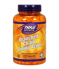 NOW Branched Chain Amino Acid /***/ 240 Caps.